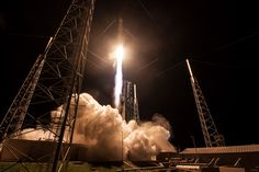 A United Launch Alliance Atlas 5 rocket carries the mysterious CLIO payload into orbit on Sept. 16, 2014.<br />