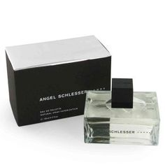 ANGEL SCHLESSER by ANGEL SCHLESSER Eau De Toilette Spray 4.2 oz by ANGEL SCHLESSER. $31.44. Eau De Toilette Spray 4.2 oz. Angel Schlesser for men by the perfume and cologne manufacturer of Angel Schlesser was This original designer fragrance in 2001. A spicy, sweet aroma for men. labeled as a sharp scent, this manly aroma is a blend of bergamont, vetiver, sandalwood, ginger with hints of musk. A masculine scent but still perfect for casual wear.. Save 48%!