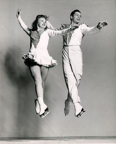 Betty Schalow and Marshall Beard Photographer or StudioGabriel Moulin Studios Date1946