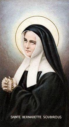 Saint Bernadette | photo