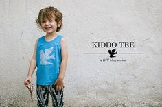 I'll use it for myself :) • kiddo tee DIY / bird by oanabefort, via Flickr