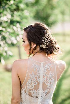 Bridal Inspiration Shoot featuring Bloom Screens - Decor & Rentals // Bridal Style // Wedding Rentals // Backdrops // Silk Florals // Bridal Gown // Outdoor Weddings // Blush Wedding // #albertaweddingsocial #weddinginspiration #styledshoot #weddingstyle #bridalhairandmakeup #updo #weddingupdo #laceweddinggown Outdoor Weddings, Real Weddings, Wedding Trends, Wedding Styles, Wedding Rentals, Bridal Hair And Makeup, Wedding Updo, Beautiful Gowns, Bridal Style