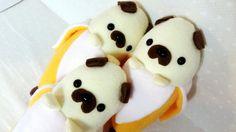 Pugnana Plush - Pug Banana -Made to order Pug Pillow, Animal Costumes, 8 Weeks, Plushies, Pugs, Sushi, Cute Animals, Just For You, Banana