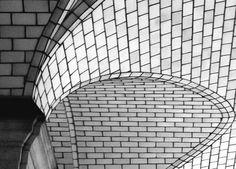 NYC subway tiles.
