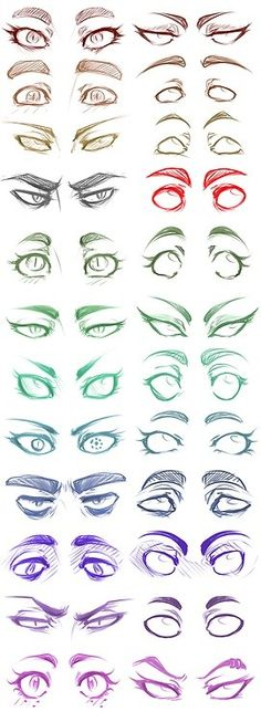 Eyes 6ased 9n the c9l9r. It g9es in 6l99dc9l9r 9rder, s9 it sh9uld 6e easy t9 kn9w which 9ne g9es t9 which tr9ll.