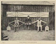 The Forth Bridge: Building an Icon | The Public Domain Review