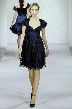 Luisa Beccaria Fall 2007 RTW Collection via style.com