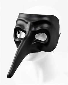 KBW Long Beak Scaramuccia Mask