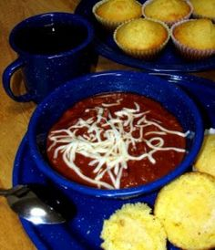 Another Chili Challenger: The World's Best Venison Chili?