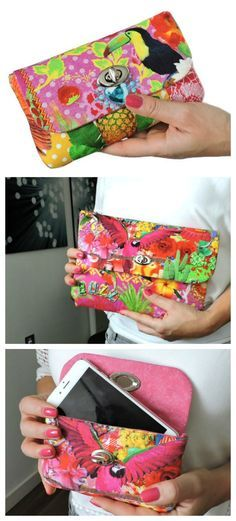 Here s a fabulous PDF Sewing pattern for a twist lock wallet that comes in  3 sizes 57baccbbd9d0b