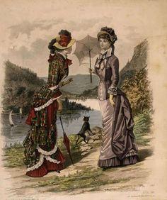 Le Moniteur de la Mode 1881                                                                                                                                                                                 Más