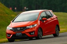 One of my actual car goals. Honda Fit. Hope to have one of these later on