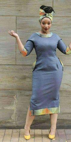 ankara office wear designs by laviye