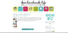 Clean minimal mobile responsive web design