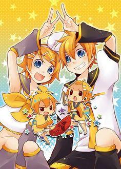 Rin ~ Len