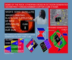 THE ORIGINAL END GAME MESSAGE OF THE EGYPTIAN LION SPHINX  1 2 3 GROUPING OF PYRAMID SQUARES IN THE DOME OF THE ROCK GLOBED EARTH STEP PYRAMID MERCATOR PROJECTIONS DATA OF COMET ISON INTERLOCKING WITH AN JUPITER SIZED ORBITING BLACK CUBE 8 STRUCTURE OF NEW JERUSALEM WITHIN OUR SOLAR SYSTEM  -123