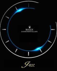 Rolex Jroc Edition - Apple Watch Face