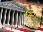 The Supreme Court upheld a key part of Arizona's tough anti-illegal immigration law in a 5-3 decision on Monday that allows police officers to ask about immigration status during stops. That part of the law, which never went into effect because of court challenges, will now immediately be enforced in Arizona. Other parts of the law, including a provision that made it a state crime for illegal immigrants to seek work, will remain blocked. Justice Anthony Kennedy, the court's swing vote…