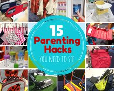 15 awesome parenting hacks you have to see! Hot new items from ABC Kids Expo. #kids