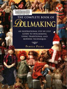 doll making - Yana Kara - Picasa Web Albums...FREE BOOK!!  Translate to English & arrow left/right to see patterns.