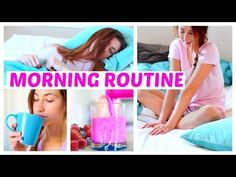 Morning Routine! Spring 2014 Weekend Edition