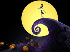 Have a Nightmare Before Christmas Halloween