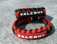 Atlanta Falcons NFL Survival 550 Paracord Bracelet ** Matt Ryan **