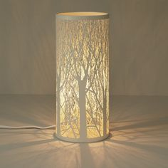 John Lewis Devon Table Lamp white metal x 13 diameter Coffee Table Design, Coffee Tables, Bedside Lamp, Desk Lamp, Table Lamps, Woodland Bedroom, Devon, Sculptures Céramiques, Luminaire Design