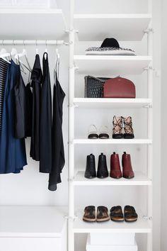 Begehbarer kleiderschrank ikea stolmen  walk in closet - dressing room - IKEA - Stolmen - Ankleidezimmer ...