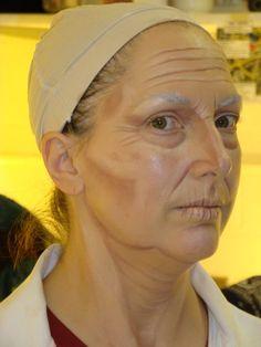 Image result for old man face makeup tutorial