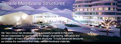 Membrane Structure night에 대한 이미지 검색결과