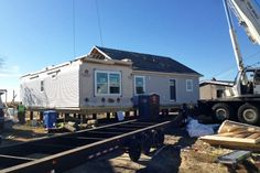 Factory-built homes engineered for coastal conditions are taking off in towns devastated by Hurricane Sandy.
