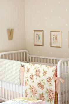 sweet baby room.