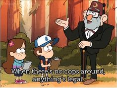 Oh grunkle Stan