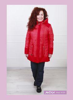 Модель 19 101 Зайди на сайт и узнай детали. #tm_miola Winter Jackets, Spring, Collection, Fashion, Winter Coats, Moda, Winter Vest Outfits, Fashion Styles, Fashion Illustrations