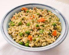 Quinoa Recipe: Quinoa Casserole Recipe With Walnuts and Rosemary