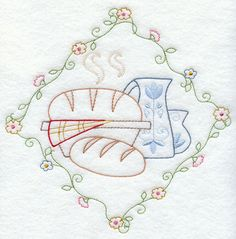 Vintage Embroidery Patterns Machine Embroidery Designs at Embroidery Library! - New This Week Embroidery Scissors, Embroidery Transfers, Vintage Embroidery, Embroidery Applique, Cross Stitch Embroidery, Machine Embroidery Designs, Embroidery Patterns, Stitch Patterns, Embroidery Sampler