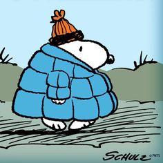Snoopy coat