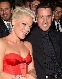 2014 Grammys - P!nk and Carey ♥
