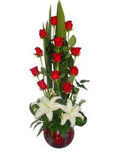 arreglo florale rosas rojas home flores rosas arreglo de rosas rojas
