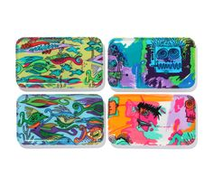 Stussy Livin' General Store Fabric Tray. #stussy #generalstore #trays