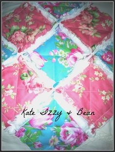 Come see us at KateIzzyandBean on Etsy!