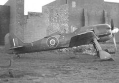 Another captured Focke–Wulf Fw 190 in the employ of 1426 Enemy Aircraft Flight. This one, PM679, was captured when its pilot, Unteroffizier Heinz Ehrhardt, accidentally landed at RAF Manston, Kent on 20 May 1943. The last flight of PM679 was in June 1944 when, shortly after takeoff, the aircraft suffered a major engine failure and force-landed. The aircraft was used for spares. Photo: RAF
