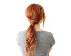 5 Ways to Update Your Ponytail This Spring: Bump Up Your Ponytail #Beauty #Hair #Trend