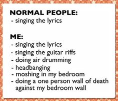 True Pictures - Search our So True memes, pictures, videos & more! Find funny but true memes that show just how hilarious life can be. Music Humor, Music Memes, Music Quotes, Emo Quotes, I Love Music, Music Is Life, Percy Jackson, Heavy Metal, Black Metal
