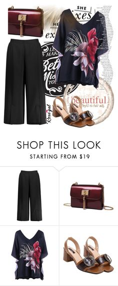 """""""rosegal.com 27"""" by k-lole ❤ liked on Polyvore featuring Kate Spade"""