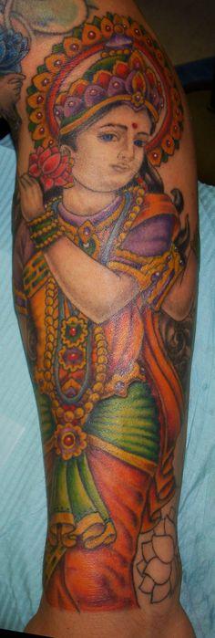 durga goddess tattoo hindu tattoo by freddy arroyo by fallenowltattoo on deviantart tat 39 s. Black Bedroom Furniture Sets. Home Design Ideas