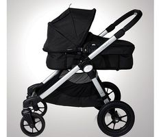 City Select Stroller - 16 different ways to arrange the seat