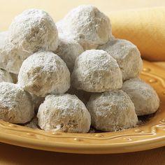McCormick's Pecan Cookie Balls