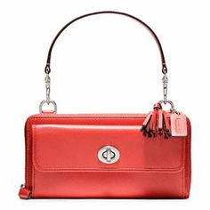 Coach in Coral yes please